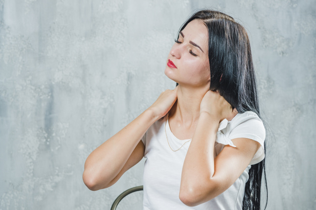 neck pain treatment near Yeronga