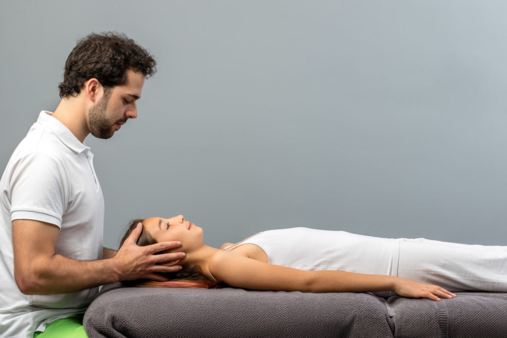 Osteopath Holland Park West